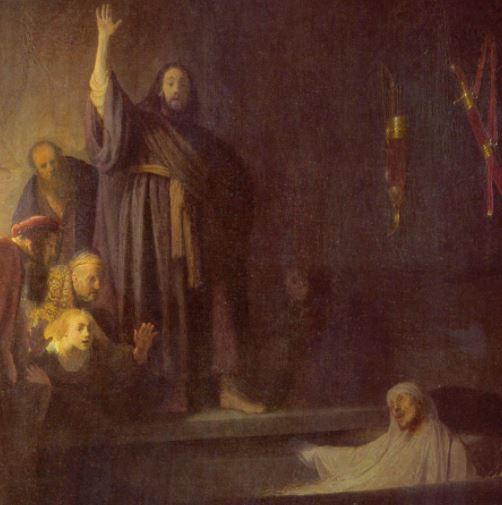 Resurrecion de Lazaro