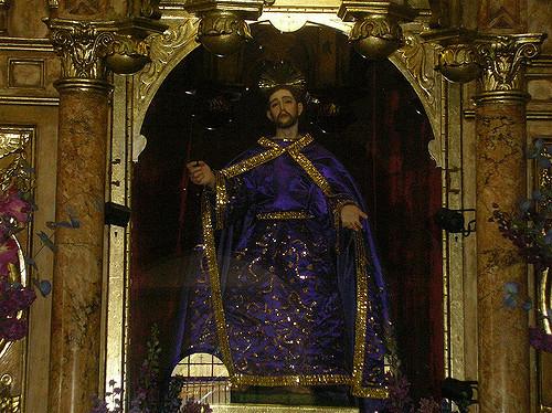 San Lazaro Milagroso