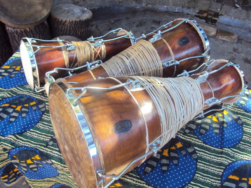 tres tambores bata