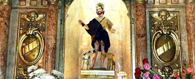 Milagroso San Lazaro
