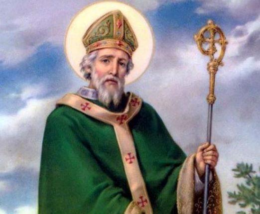 San Patricio Patrono de Irlanda