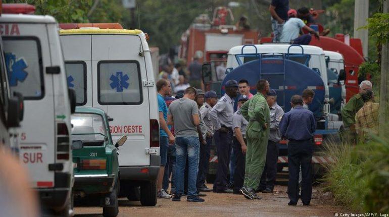 muere sobreviviente accidente avion cuba
